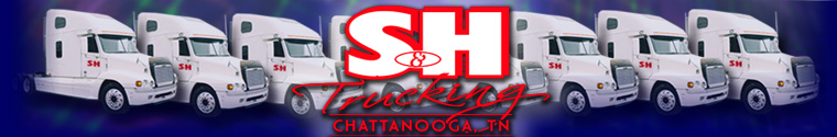 S & H Trucking, Inc  3500 Alton Park Blvd., Chattanooga, TN 37410